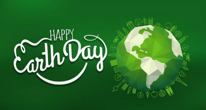Earth Day Aprile 2018